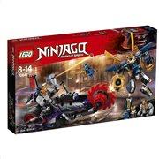 LEGO Ninjago Killow vs. Samurai X 70642 Κίλλοου εναντίον Σαμουράι X