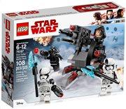 LEGO Star Wars First Order Specialists Battle Pack 75197 Πακέτο Μάχης Ειδικοί Πρώτου Τάγματος