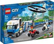 Lego Μεταφορικό Αστυνομικού Ελικοπτέρου 60244