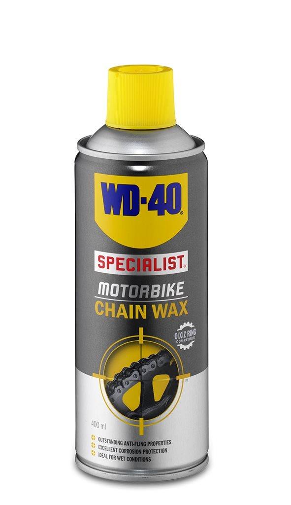 WD-40 SP MB CHAIN WAX 400ml