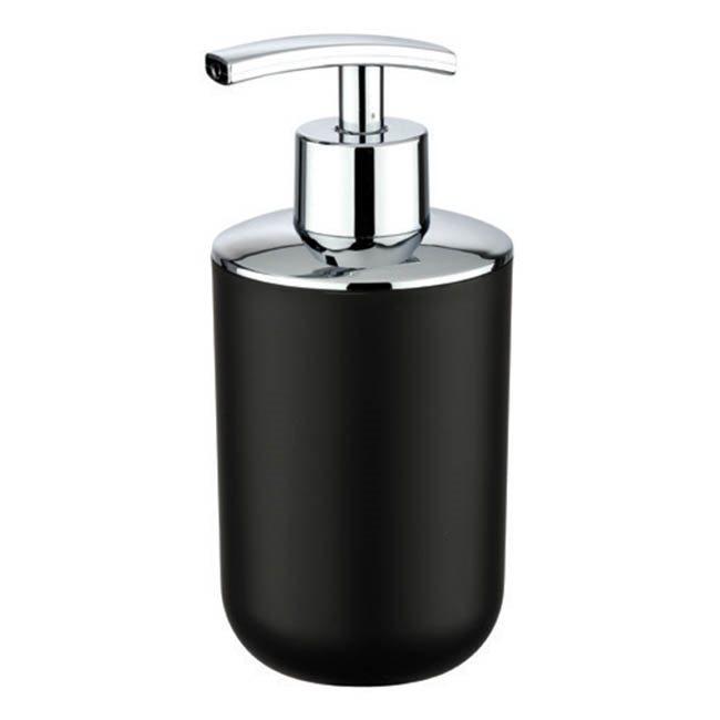 Wenko Επιτραπέζιο Dispenser Πλαστικό Μαύρο Brasil 212091121