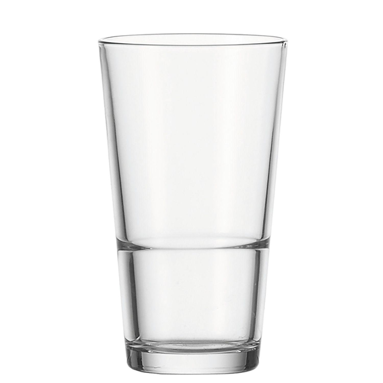 Leonardo Ποτήρι Νερού/Αναψυκτικού XL Στοιβαζόμενο Event 550ml