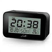 LIFE Ψηφιακό ρολόι / ξυπνητήρι με οθόνη LCD, ACL-201