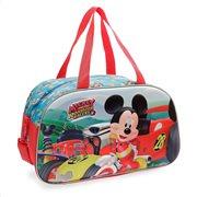 Disney σάκος ταξιδίου 44x25x22cm σειρά Mickey Roadster Racers
