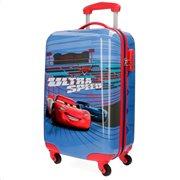 Disney Cars τροχήλατη βαλίτσα καμπίνας 55x20x34cm Ultra Speed