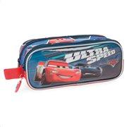 Disney Cars κασετίνα 2 θέσεων 23x9x7cm Ultra Speed