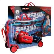 Disney Βαλίτσα τροχήλατη καμπίνας ABS 50x39x20cm σειρά Cars Ultra Speed