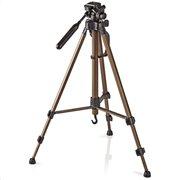 NEDIS Τρίποδας αλουμινίου για φωτογραφικές μηχανές και βιντεοκάμερες, TPOD3200BZ