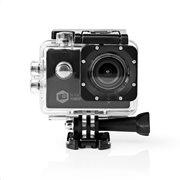 "NEDIS Action κάμερα Full HD 1080p Wi-Fi, με οθόνη TFT 2"", ACAM21BK"