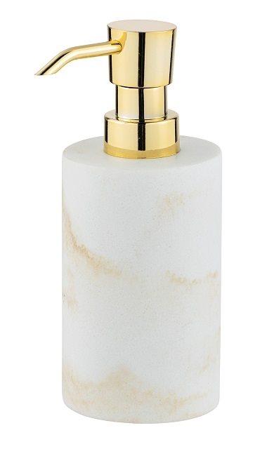 Wenko Επιτραπέζιο Dispenser Πλαστικό Λευκό Odos 243661121