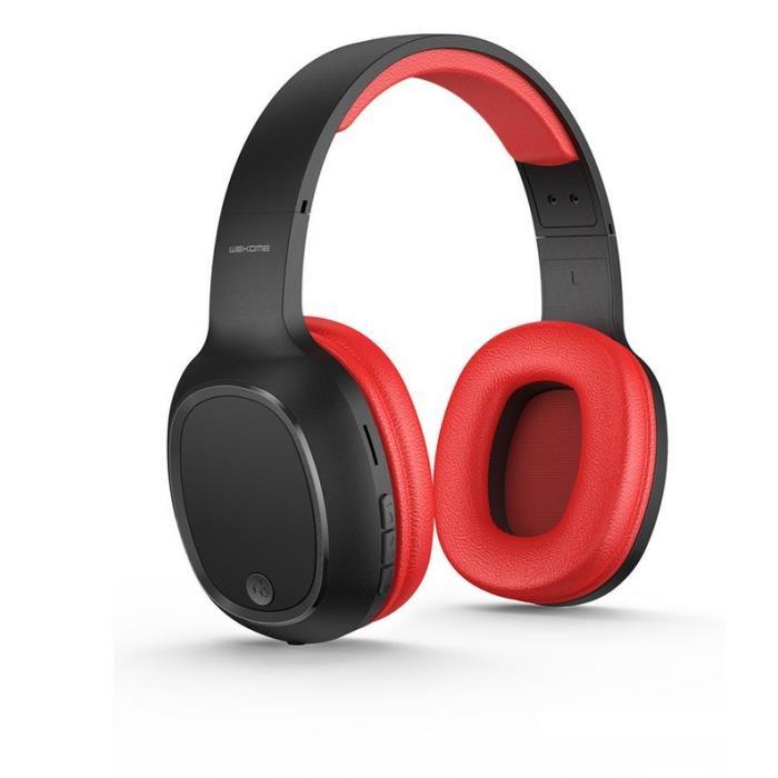 WK Headphone BT M8 Red