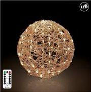 joylight LED μπαλα Φ30 χαλκινο