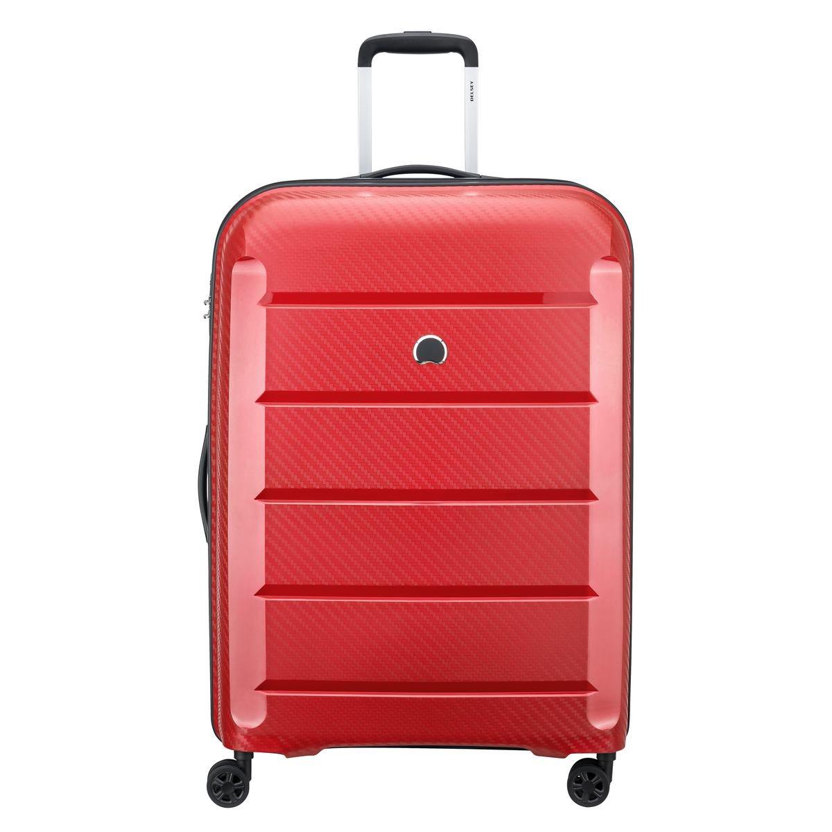 Delsey Βαλίτσα μεγάλη 75x53x30cm σειρά Binalog Red