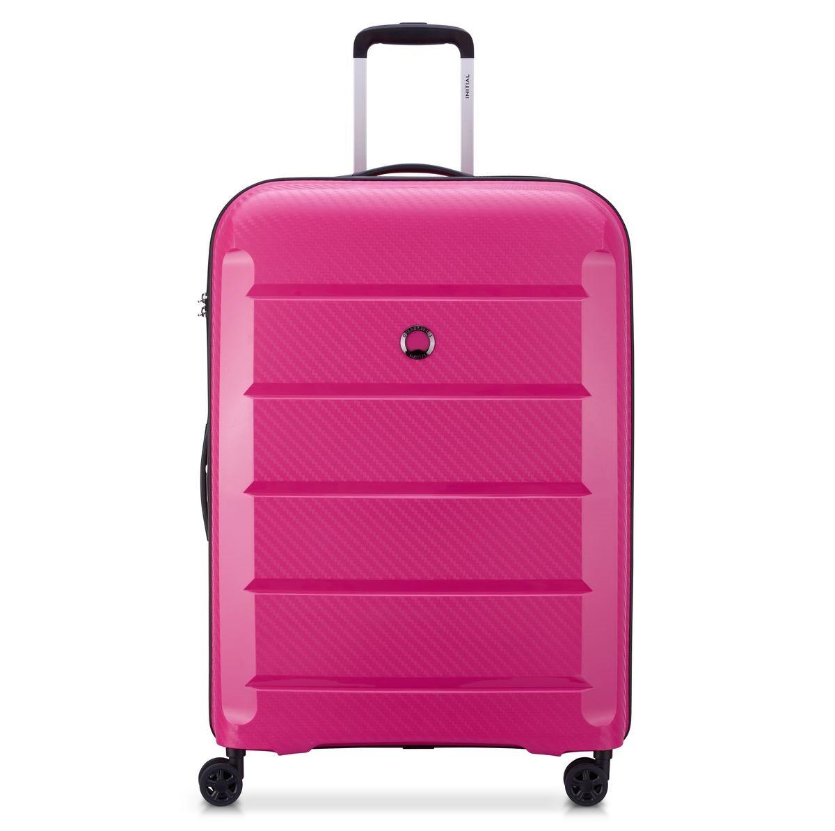 Delsey Βαλίτσα μεγάλη 75x53x30cm σειρά Binalog Pink