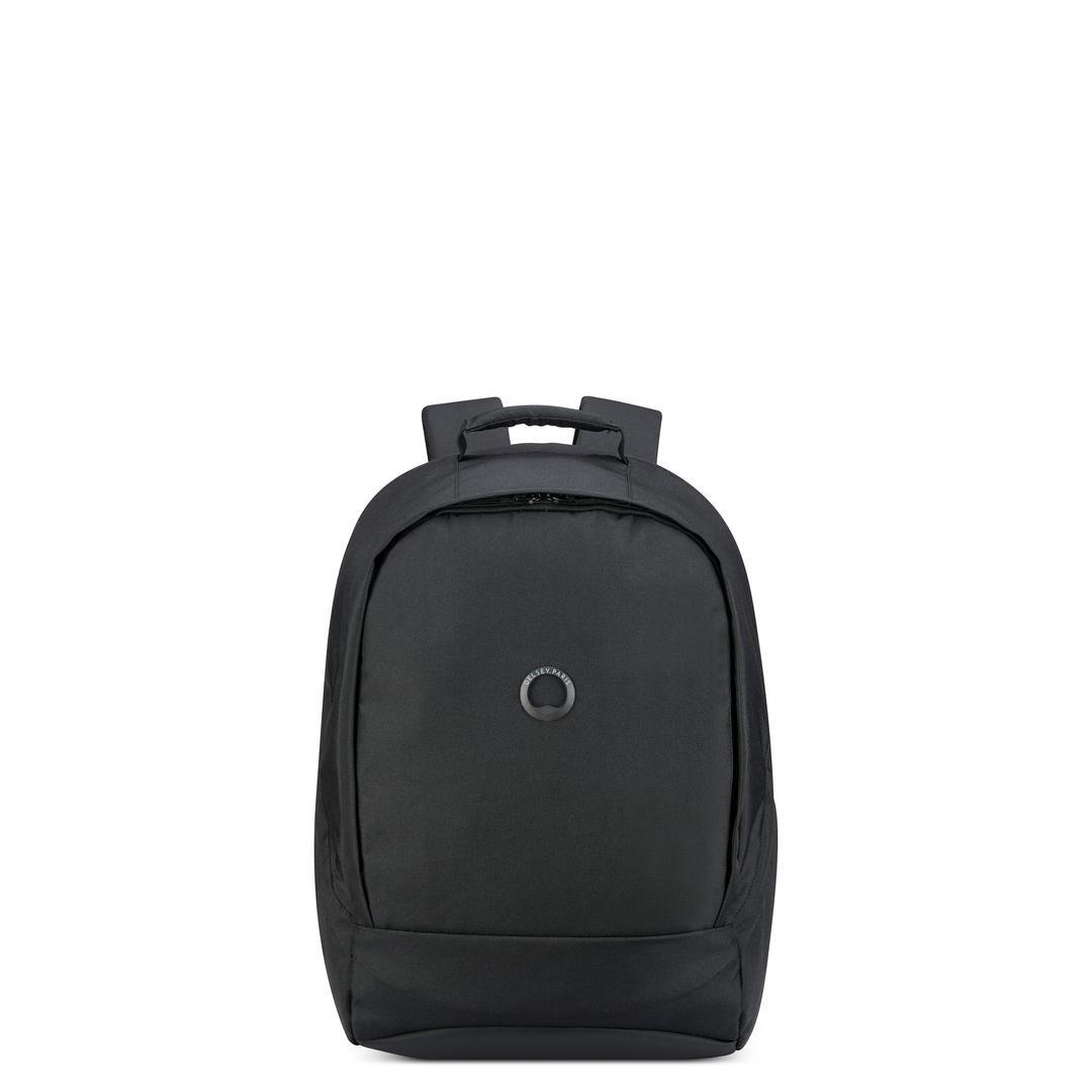 Delsey σακίδιο πλάτης 48,5x32x17,5 cm Securban Μαύρο