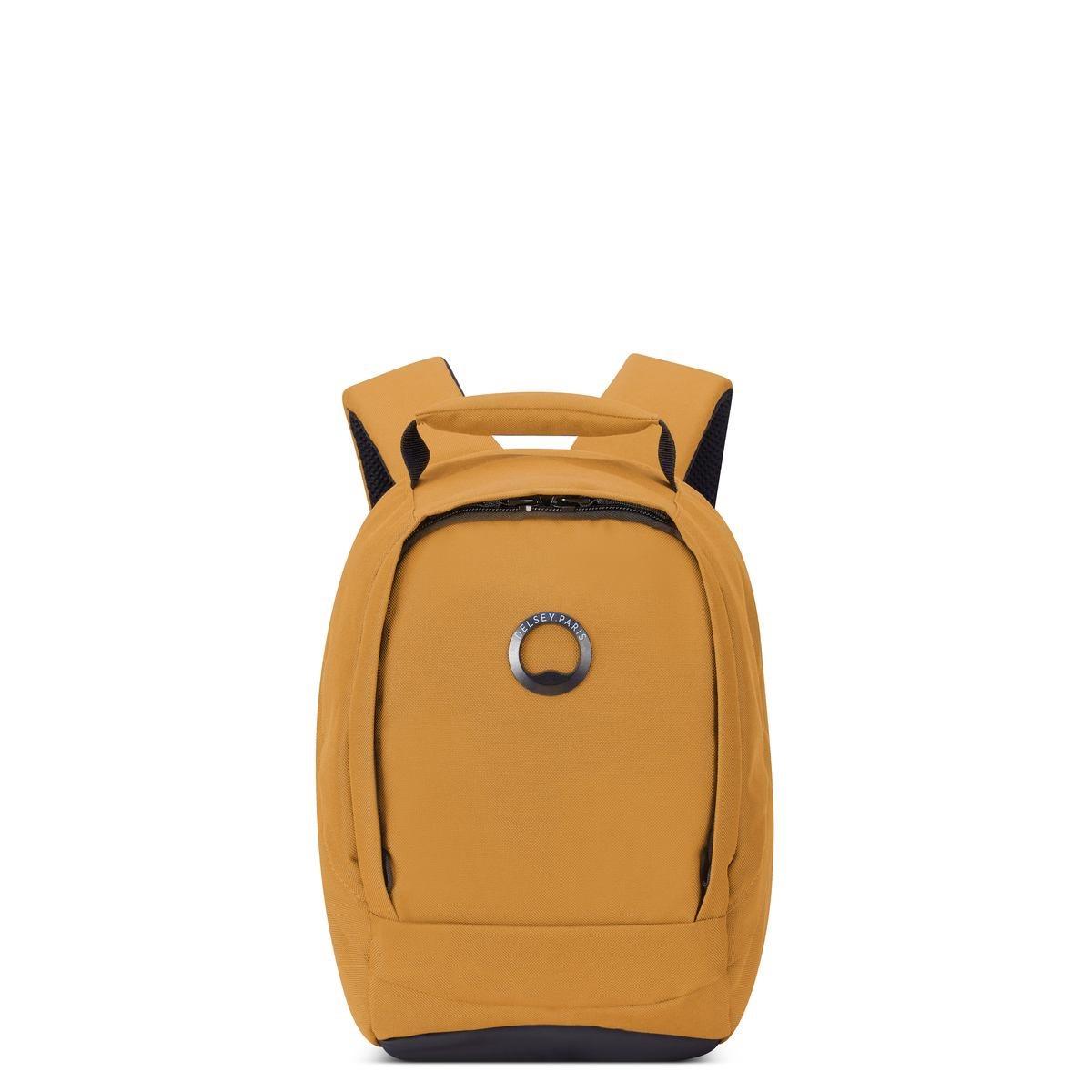 Delsey σακίδιο πλάτης 30.5x21.5x14.5cm Securban Micro Yellow