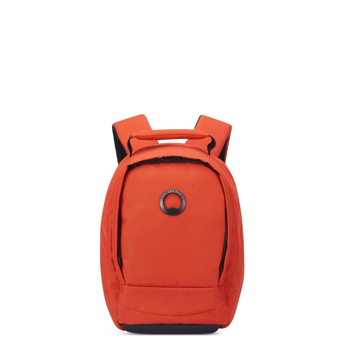 Delsey σακίδιο πλάτης 30.5x21.5x14.5cm Securban Micro Orange
