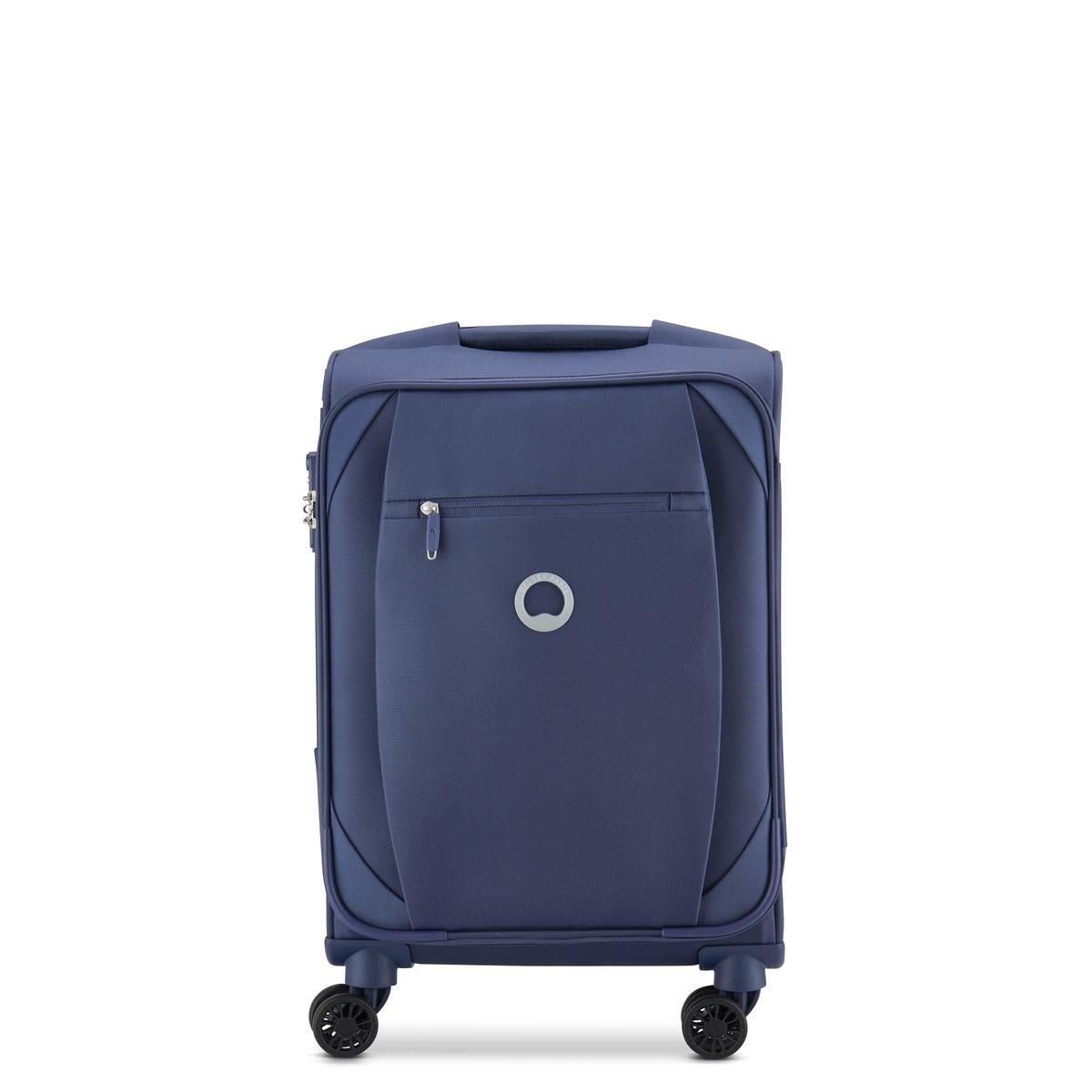 Delsey Βαλίτσα καμπίνας 55x35x23cm σειρά Rami Blue