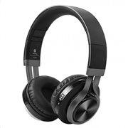 Crystal Audio Ακουστικά Στέκα Bluetooth & Handsfree BT-01 Black Gunmetal