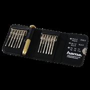 Hama Μίνι σετ κατσαβιδιών για PC