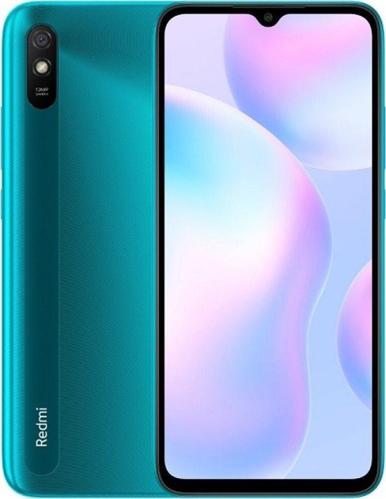 Xiaomi Smartphone Redmi 9A 32GB Green