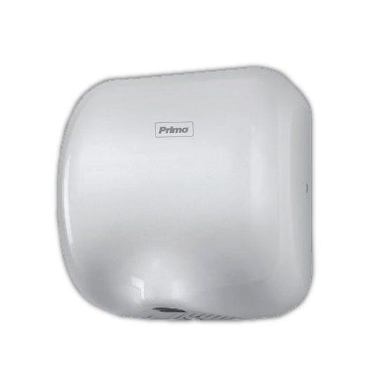 Primo Στεγνωτήρας Χεριών 1300W 75dB PRHD-50026 Λευκό με Ταχύτητα αέρα 23m/s