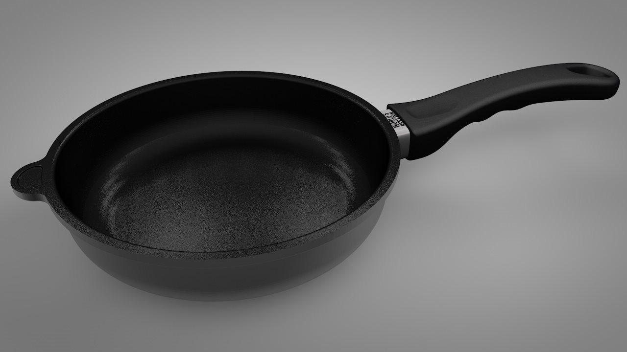 AMT WORLD S BEST PAN Τηγάνι 20εκ Βάθους 5εκ - 520-Ε-Ζ2