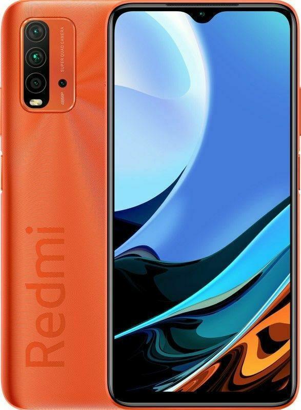 Xiaomi Smartphone Redmi 9T 64GB Orange