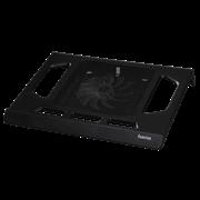 "Hama Βάση Laptop Cooler 17.3"" Μαύρο"