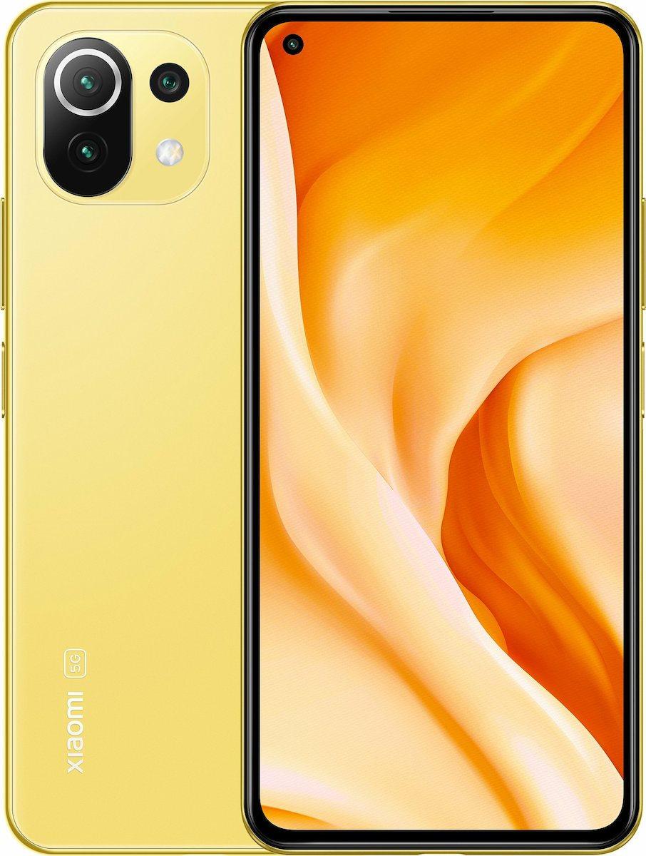 Xiaomi Smartphone Mi 11 Lite Yellow