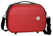 Movom beauty case 35x24x15cm Dakar Κόκκινο