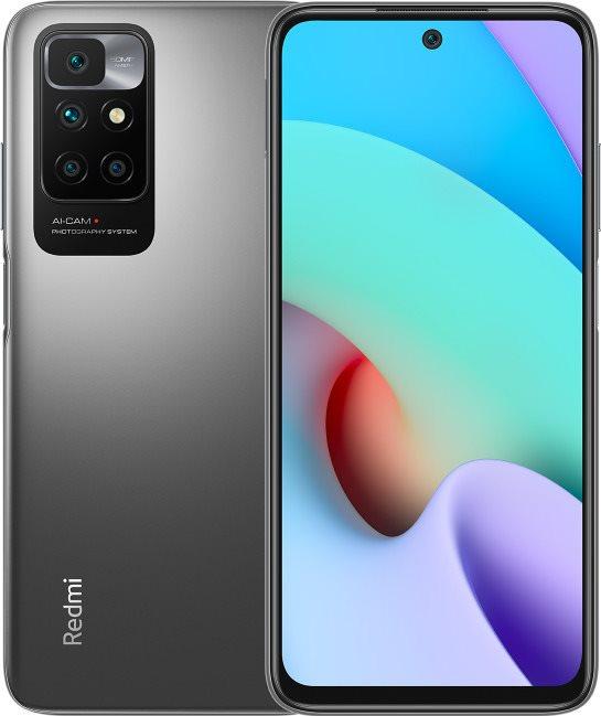 Xiaomi Smartphone Redmi 10 64GB Gray