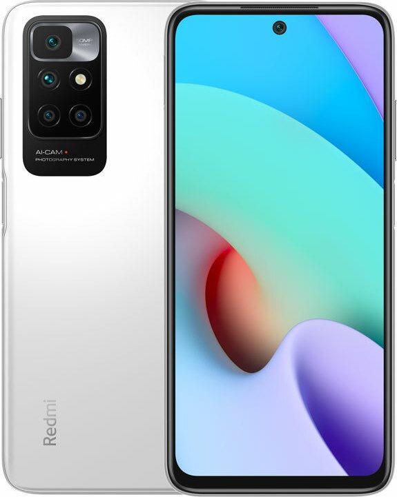 Xiaomi Smartphone Redmi 10 64GB White