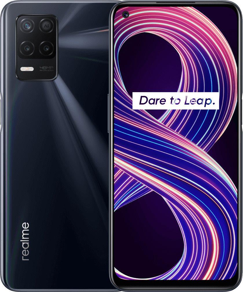 Realme Smartphone 8 5G 4GB/64GB Black