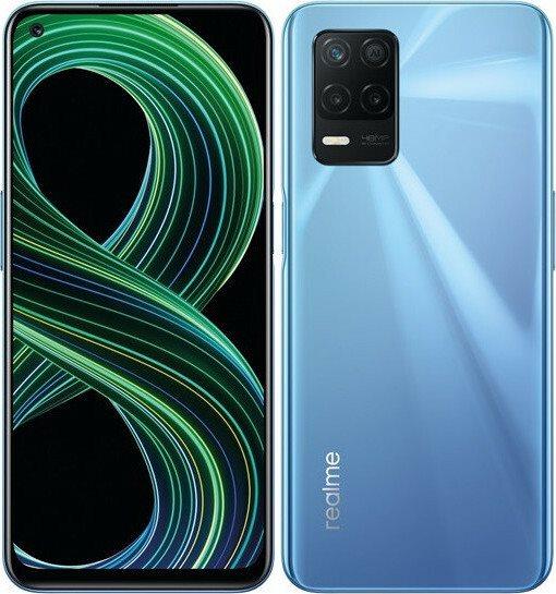 Realme Smartphone 8 5G 4GB/64GB Blue