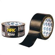HPX Υφασμάτινη ταινία επισκευών 48mmx5m μαύρη