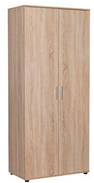 Velco Ντουλάπα Δίφυλλη Zebrano 60x42x180cm 642-6898-31