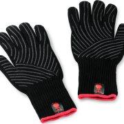 Weber Premium BBQ Γάντια Σιλικόνης S/M 6669