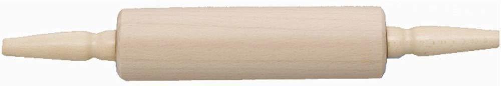 Πλάστης Ξύλινος με Λεπτές Λαβές 44cm - 6,3cm