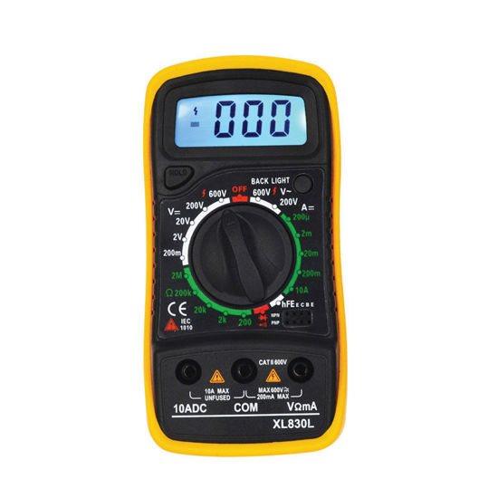 Πολύμετρο XL830 Alfaone Ψηφιακό