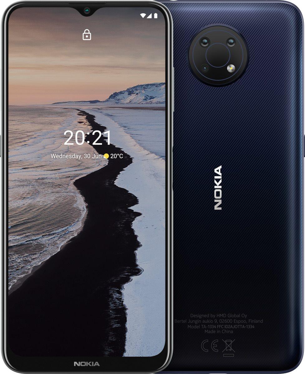Nokia Smartphone G10 Night Blue