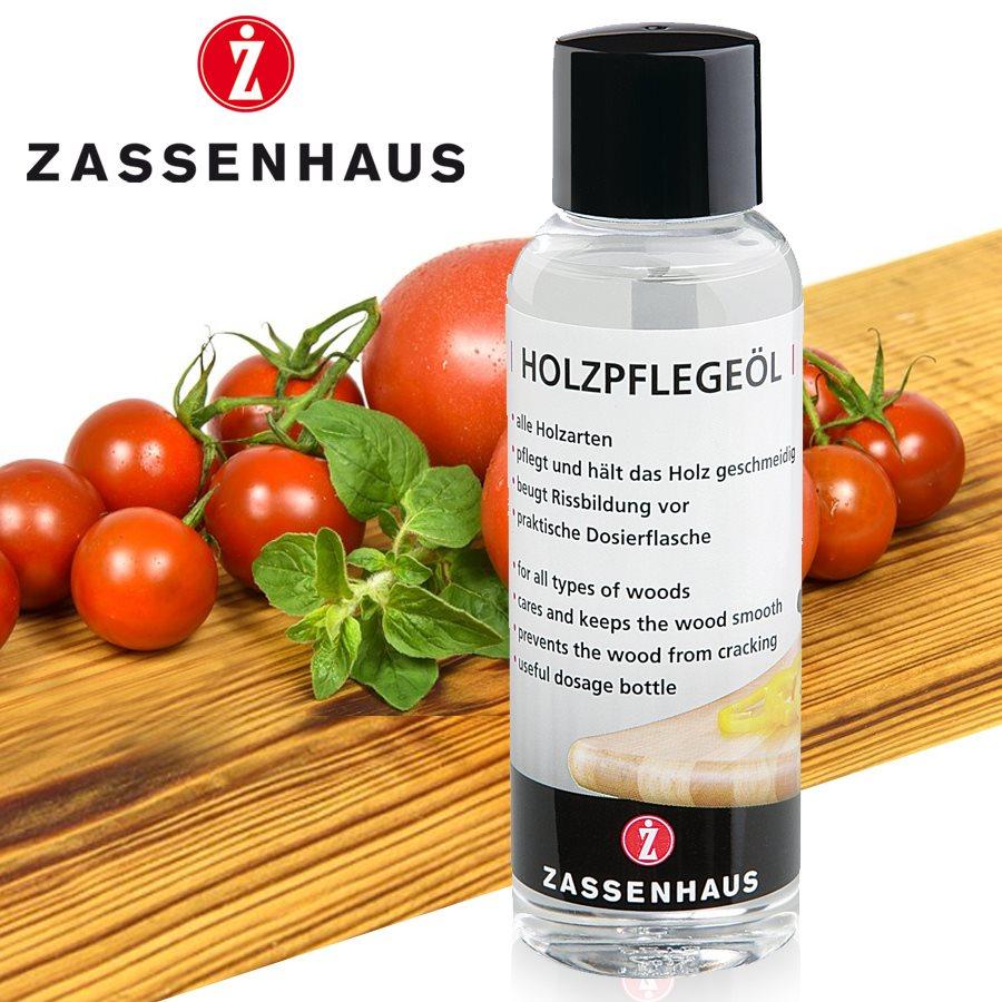 Zassenhaus Προστατευτικό Λάδι Ξύλων 100ml