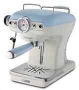 Ariete Μηχανή Espresso 900W Πίεσης 15bar Light Blue Vintage με δοχείο 0.9lt
