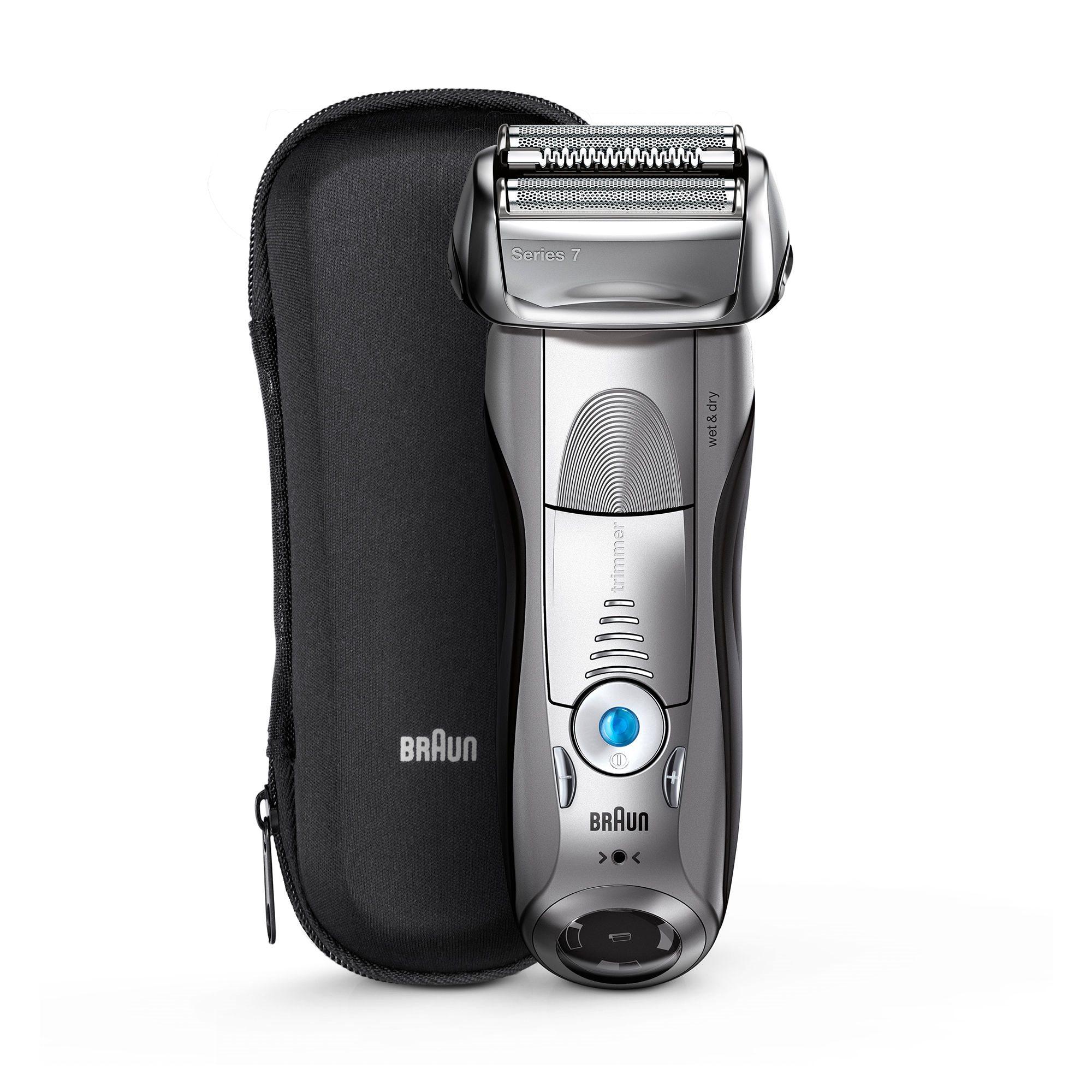 BRAUN Ξυριστική Μηχανή We&Dry Series 7 - 7893S
