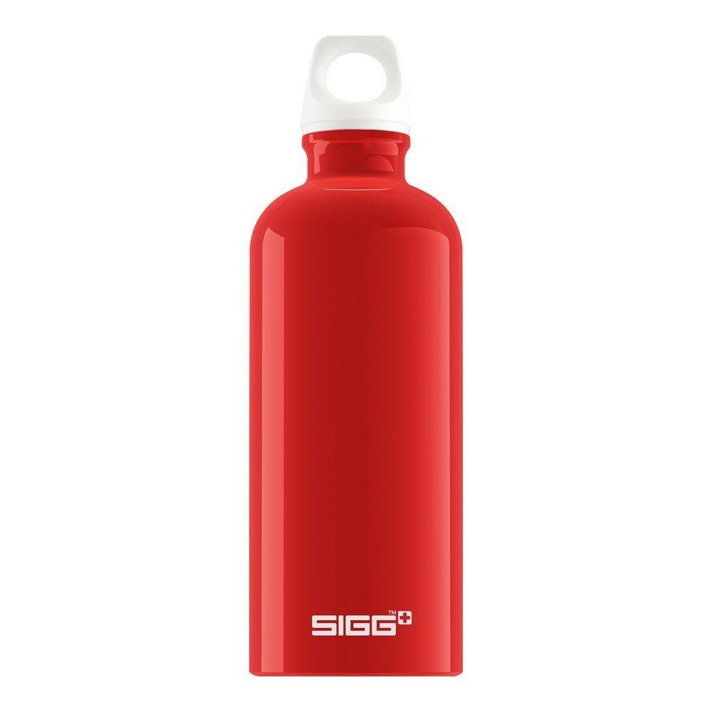 Sigg Παγούρι Αλουμινίου Fabulous Κόκκινο 0.6lt