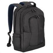 """RivaCase 8460 Tegel 17.3"""" Τσάντα μεταφοράς Laptop, μαύρη"""