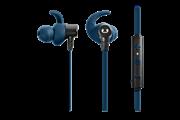 Fresh 'n Rebel Bluetooth Ακουστικά Lace Wireless Sports Ακουστικά Indigo Μπλέ