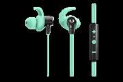 Fresh 'n Rebel Bluetooth Ακουστικά Lace Wireless Sports Ακουστικά Peppermint (Πράσινο Ανοιχτό)