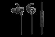 Fresh 'n Rebel Bluetooth Ακουστικά Lace Wireless Sports Ακουστικά Ink Μαύρα