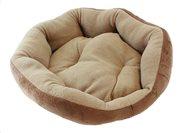 Κρεβάτι για κατοικίδιο AG602C 32 x 38 καφέ